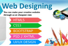 Photo of Tips For Finding The Perfect Web Designing Company