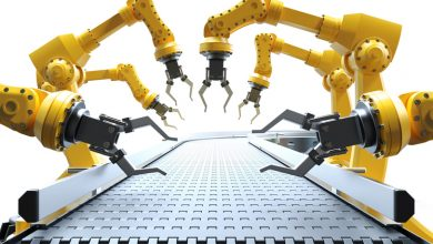 Photo of Small Industrial Robot-Robots Can Help Solve Labor Shortages in Industry
